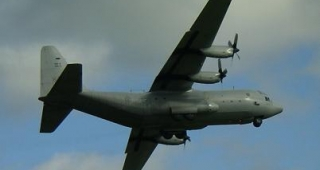 A C-130 similar to the accident aircraft. (Image: Erik l.)