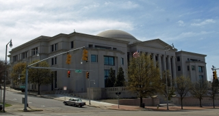 Alabama Judicial Building, home of the Alabama Supreme Court (Image: Chris Pruitt.)