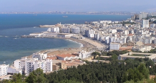 The city of Algiers, from file. (Image: Damien Boilley.)