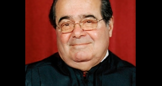 Antonin Scalia. (Image: US Supreme Court.)