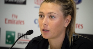 File photo of Maria Sharapova, 2014. (Image: Valentina Alemanno.)