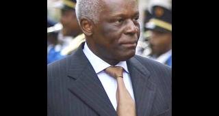 José Eduardo dos Santos, from file. (Image: Agência Brasil.)