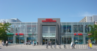 File photo of the Olympia shopping centre. (Image: Bauhaus-Jünger.)