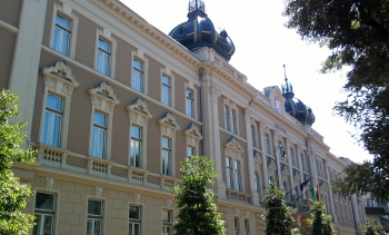 Today's hearing took place at the Palace of Justice in Kecskemet, pictured here from file. (Image: Tothsandor92.)
