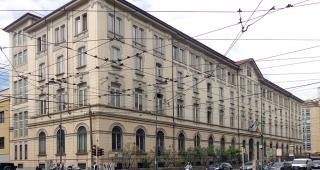 Istituto Gonzaga, a catholic school in Milan. (Image: Friedrichstrasse.)