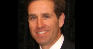 File photo of Beau Biden, 2013. (Image: Doug Gansler.)