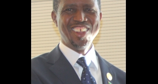Edgar Lungu was elected President of Zambia in January (Image: US Embassy Addisababa.)