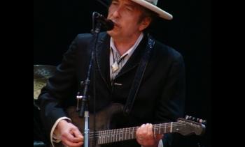 File photo of Bob Dylan, 2012. (Image: Alberto Cabello from Vitoria Gasteiz (flickr).)