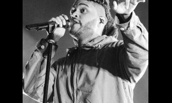 File photo of The Weeknd (Image: Kayla Johnson .)