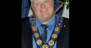 Rob Ford in 2011. (Image: The City of Toronto.)