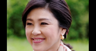 Former Thai prime minister Yingluck Shinawatra. (Image: Gerd Seidel and Rob Irgendwer.)