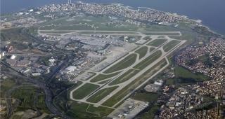 Ataturk Airport overview (Image: Ercan Karakaş.)