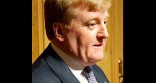 The Right Honorable Charles Kennedy, pictured in 2009 (Image: Moniker42.)
