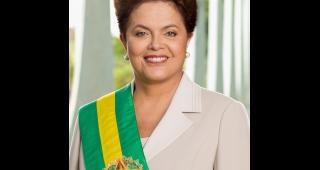 Dilma Rousseff, January 2011 (Image: [Agência Brasil].)