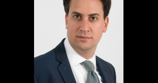 Labour leader Ed Miliband. (Image: Department of Energy.)