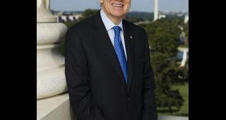 Reid is the current Senate minority leader (Image: United States Congress.)