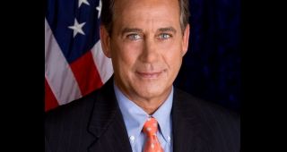 Official portrait of Rep. John Boehner. (Image: US House of Representatives.)
