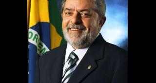 Official Presidential portrait. (Image: Agência Brasil.)
