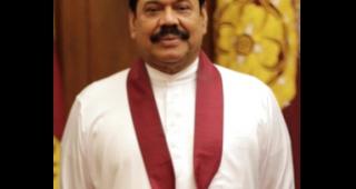 Former President Mahinda Rajapaksa. (Image: Estonian Foreign Ministry/Presidential Secretariat of Sri Lanka.)