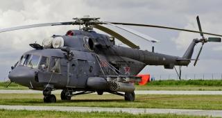 An Mi-8 helicopter - the type shot down. (Image: Aleksandr Markin.)