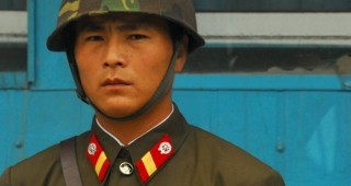 File photo of a North Korean soldier. (Image: Staff Sgt. Bryanna Poulin.)