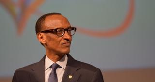 President Kagame last year. (Image: Veni Markovski.)