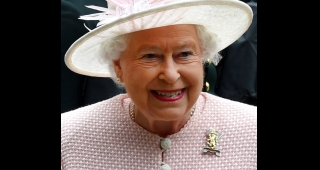 Queen Elizabeth on August 10. (Image: Mark Owens/Ministry of Defence.)