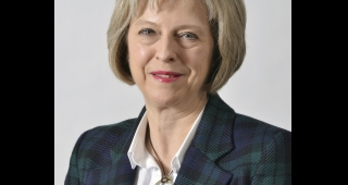 File photo of Theresa May, 2015. (Image: UK Home Office.)