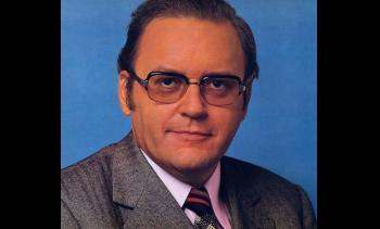 Herzog on a 1975 Rhineland-Palatinate state election poster. (Image: Christian Democrats.)