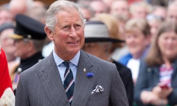Prince Charles (Image: Dan Marsh.)