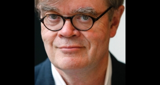 File photo of Garrison Keillor. (Image: Andrew Harrer / Bloomberg News / Landov.)
