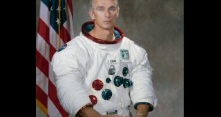 Eugene Cernan. (Image: NASA.)