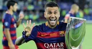 File photo of Dani Alves (Image: Олег Дубина.)