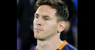 File photo of Lionel Messi (Image: Олег Дубина.)