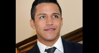 File photo of Alexis Sanchez, who scored the winning penalty of the tournament. (Image: Government of Chile.)
