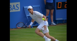 Murray at a competition last year, from file. (Image: Carine06 (Flickr).)