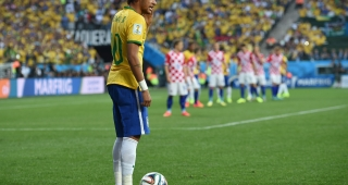 File photo of Neymar Jr. (Image: Marcello Casal Jr/Agência Brasil.)