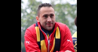 File photo of David Ospina, who won Man of the Match. (Image: Ed g2s.)