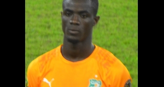 File photo of Eric Bailly (Image: Ben Sutherland.)