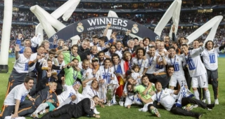 File photo of Real Madrid winning the Champions League final in 2014 against Atlético Madrid (Image: El Coleccionista de Instantes Fotografía & Video.)