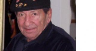 Frank Cappuccino pictured in 2004 (Image: Al Pepper.)