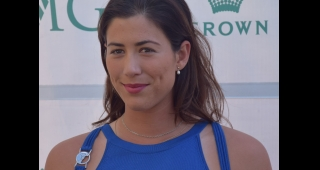File photo of Garbiñe Muguruza, 2016 (Image: Tourism Victoria, Flickr.)