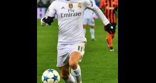 File photo of Gareth Bale, 2015. (Image: Дмитрий Журавель.)