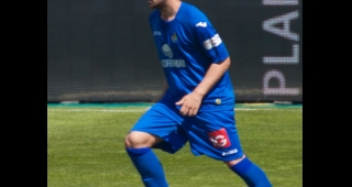File photo of Paco Alcácer, 2013. (Image: Heradiom.)