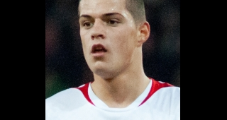 File photo of Granit Xhaka (Image: Fanny Schertzer.)