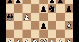 Nepomniachtchi castles offering a pawn sacrifice. (Image: Lichess.)