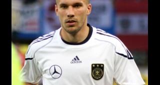 File photo of Lukas Podolsk (Image: Steindy.)