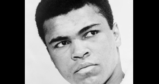 File photo of Muhammed Ali (Image: Ira Rosenberg.)