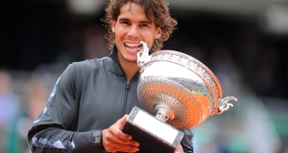 File photo of Rafael Nadal (Image: MarioGalli01.)