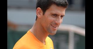 File photo of Novak Djokovic (Image: Tatiana.)